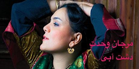 Separation: A Vocal Workshop with Marjan Vahdat tickets
