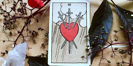 Tarot 101: Introduction to Tarot Reading - 3 WEEK SERIES tickets