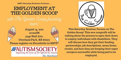 Saturday Seminar: Employment at The Golden Scoop tickets