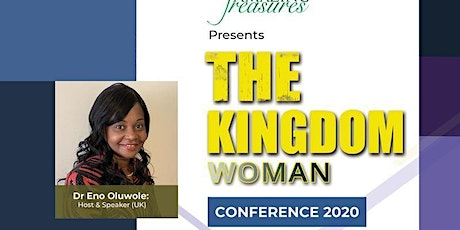 The Kingdom Woman Conference 2020 tickets