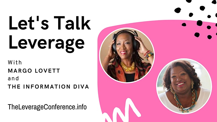 The Leverage Conference for Speakers, Authors, and Entrepreneurs image