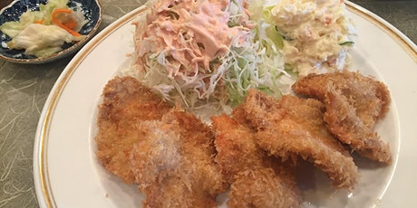 Japanese Tonkatsu Cooking Class tickets
