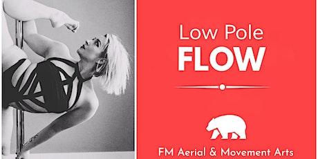 4-Week Low Pole Choreography tickets