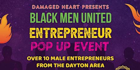 Black Men United Entrepreneur Pop Up Event tickets