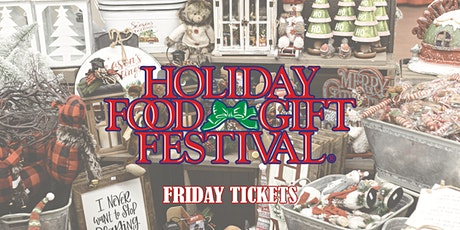 Denver Holiday Food & Gift Festival - Friday Nov 20, 2020 tickets