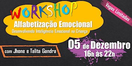WORKSHOP - Alfabetização Emocional ingressos