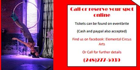 Intro to Lyra Workshop tickets