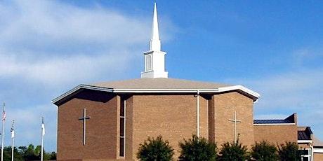 COVINGTON CHURCH  - Sunday Worship Service 10.25.20 tickets
