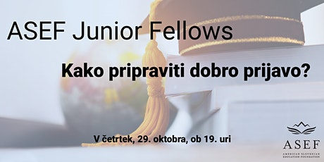 Kako pripraviti dobro prijavo za ASEF Junior Fellowship Research Abroad? tickets