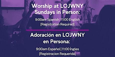 Pastor Appreciation Sunday | Domingo de Reconocimiento al Pastor tickets