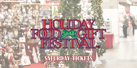 Denver Holiday Food & Gift Festival - Saturday Nov 21, 2020 tickets