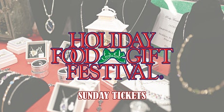 Denver Holiday Food & Gift Festival - Sunday Nov 22, 2020 tickets
