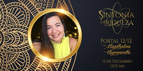 Sintonia da Riqueza - Portal 12|12 tickets