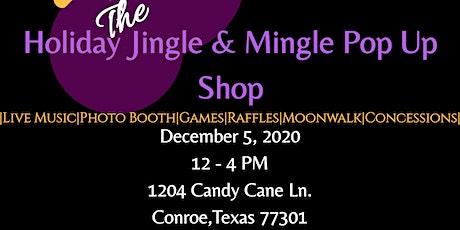 Holiday Jingle & Mingle Pop Up Shop tickets