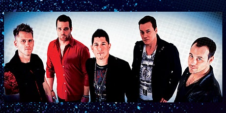 Concert in Cars - DSB: Journey Tribute Show & The Heroes tickets