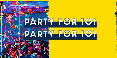 COR Church Party For 10 tickets