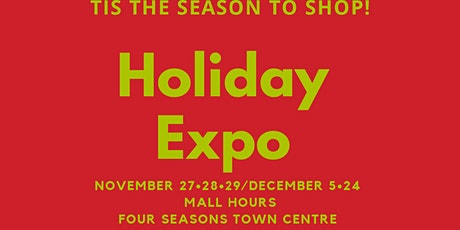 Holiday Expo tickets