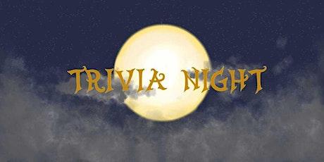 Spooky Trivia tickets