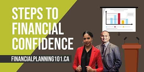 Steps to Financial Confidence - Helping you achieve more with your finances tickets
