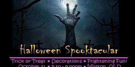 Halloween Spooktacular in Wilston tickets