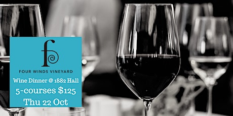 Four Winds Wine Dinner tickets