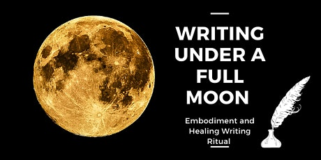 ReWriteYour Now Under a Full Moon  Women's Circle tickets