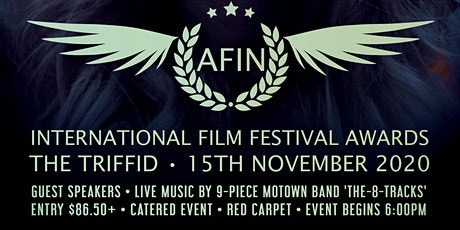 AFIN International Film Festival 2020 - Awards Night Brisbane tickets