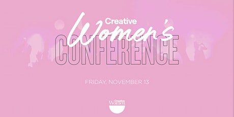 Creative Women's Conference tickets