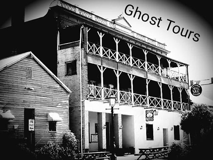 The Criterion Hotel - Ghost Tour image