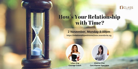 HOW'S YOUR RELATIONSHIP WITH TIME? tickets