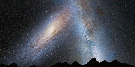 The Dark Side of Galaxies: They're cannibals! with Prof. Geraint Lewis tickets