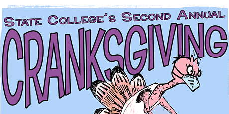 2nd Annual Cranksgiving State College tickets