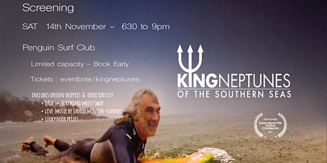 King Neptunes of the Southern Seas - Penguin Surf  Club tickets