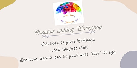 Creative and Intuive Writing - Workshop tickets