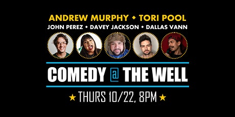 Comedy @ The Well tickets