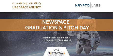 NewSpace Graduation and Pitch Day tickets