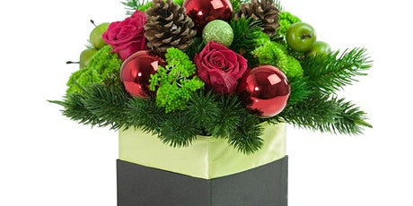 Christmas Flower Workshop tickets