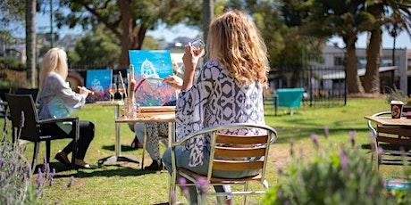 Copy of Rosé and Renoir -  A Paint and Sip Art Class by Avoca Beach (Monet) tickets