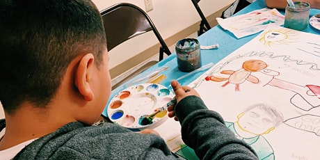 Lincoln Heights Youth Arts Center: Monthly Family Art Workshops #1 tickets