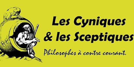 Conférence : Les Cyniques et les Sceptiques billets