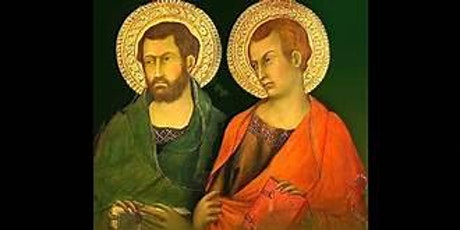 Franciscan Chapel Center Memorial of  Sts. Simon and  Jude, Apostles tickets