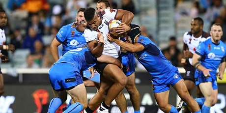 Italy v Fiji - Autumn Nations Cup Round 2 tickets