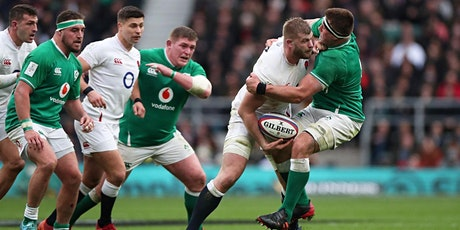 England v Ireland - Autumn Nations Cup Round 2 tickets