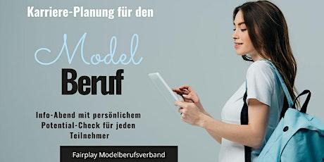 Karriere -Planung für den Model-Beruf Tickets