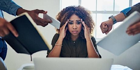 """Formation """"Stress, anxiété et régulation émotionnelle"""" (Masterclass online) billets"""