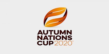 Georgia v TBC - Autumn Nations Cup Finals tickets