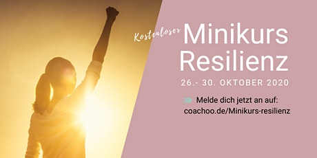 Kostenloser Minikurs Resilienz Tickets