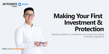 Making Your First Investment & Protection tickets