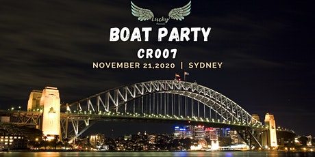 "BOAT PARTY // Lucky Presents // CR007 ""Beat The Heat"" tickets"