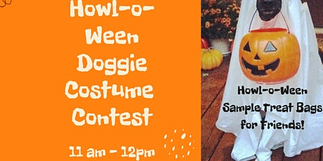 Howl-O-Ween Doggie Costume Contest tickets